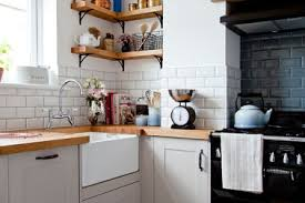 28 wooden country kitchen designs for small kitchens custom glass