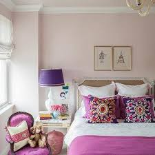 Purple Pink Bedroom - pink and purple girls bedroom contemporary u0027s room