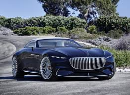 maybach and mercedes mercedes maybach 6 cabriolet concept the study of a 6 meter