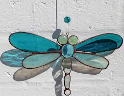 88 best stained glass dragonflies images on