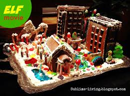 sublime living a custom gingerbread house from scratch