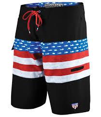 American Flag Swimming Trunks Pelagic Men U0027s Ridgemont Boardshort Shorts For Fishing Pelagic