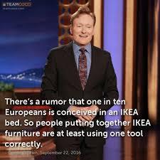 Ikea Furniture Meme - ikea jokes teamcoco com