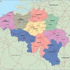 map of belgium belgium political map illustrator vector eps maps eps