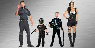 Swat Team Halloween Costume Police Officer U0026 Criminal Costumes Buycostumes