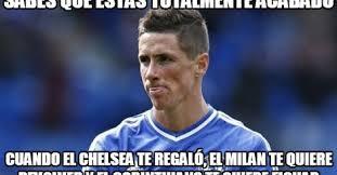 Fernando Torres Meme - memedeportes lo de torres ya es de chiste