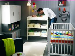 nursery ideas neutral small room affordable ambience decor