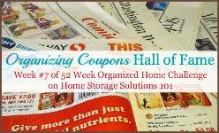 Home Storage Solutions 101 Organized Home How To Organize Coupons So You Can Find And Use Them When You Want