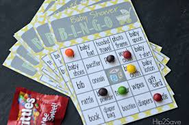 top baby shower games home design
