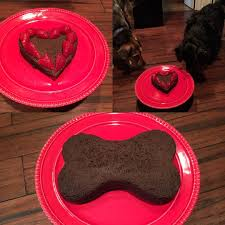 valentines day ideas for a dog cake how the pawsome doggie dog