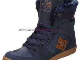 1114 best bottes souliers bottes cheap dc shoes stratton high top trainers navy