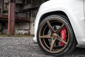bronze wheels jeep jeep cherokee srt8 velgen wheels classic5 bronze 22x10 5