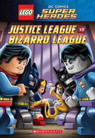lego dc superheroes justice league vs bizarro league u2013 mom read it
