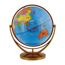World Globe Map Amazon Com 10