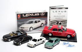 lexus model lexus die cast model collection lexus enthusiast