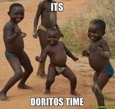 Doritos Meme - its doritos time dorito black kids make a meme