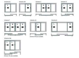 Patio Door Sizes Uk Cool Door Opening Is Small Pictures Best Inspiration