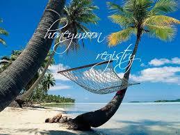 vacation registry wedding vacations honeymoon planning registry setx weddings