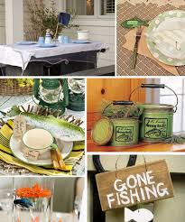 fishing party theme bing images event ideas pinterest