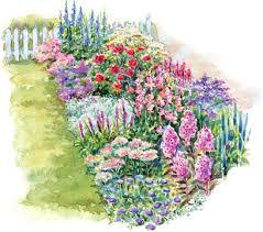 wonderful cut flower garden plans perennial garden design sickles