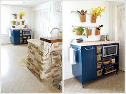 kitchen kitchen carts for sale movable kitchen island black