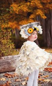 owl costume 20 creative diy costumes for kids with lots of