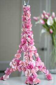 Eiffel Tower Vase Arrangement Ideas Ideas Para Tener Una Fiesta Al Puro Estilo Parisino Ideas Para