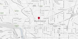 washington dc airports map washington dc hotels near metro kimpton hotel