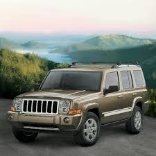 jeep commander 2013 interior faceoff explorer vs commander the car connection