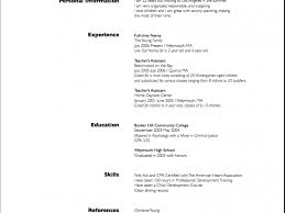 Professional Nanny Resume Sample by Unusual Ideas Design Nanny Resumes 9 Best Nanny Resume Samples