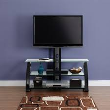Tv Tables At Walmart Z Line Spar Flat Panel 3 In 1 Tv Stand For Tvs Up To 55