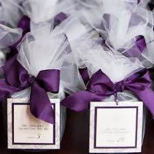 purple wedding favors purple chocolate hearts wedding favors with sign is sweet