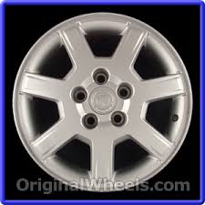 2007 cadillac cts wheels oem 2007 cadillac cts rims used factory wheels from