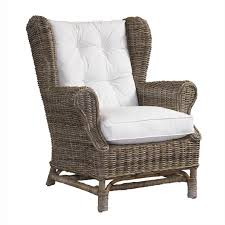 Wing Chair Kubu Wing Chair Nook U0026 Cottage
