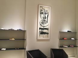 inside the new u201cthe row u201d nyc boutique curated by the olsen twins