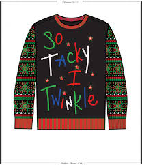 fashion avenue knits cranks out ugly christmas sweaters with