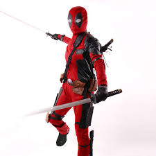 deadpool halloween costume party city aliexpress com buy plus size custom movies 2016 deadpool costume