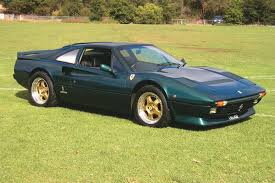ferrari 308 gtsi coupe auctions lot 16 shannons