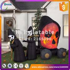 Inflatable Halloween Haunted House Compare Prices On Halloween Inflatable Pumpkin Online Shopping
