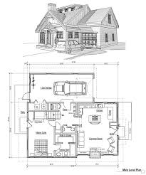 One Room Cottage Floor Plans 756 Best House Plans Images On Pinterest Small House Plans