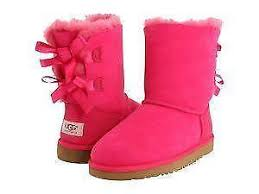 ugg boots sale with bow ugg bailey bow clothing shoes accessories ebay