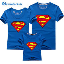 grandwish 2016 new summer family matching t shirt