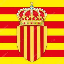 Flag Of Catalonia Catalonia Flag U2014 Stock Vector Frizio 57925815