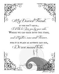 best 25 jack and sally quotes ideas on pinterest nightmare