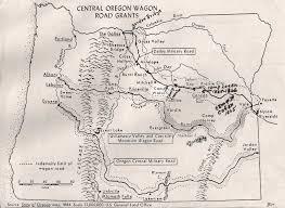 Burns Oregon Map Camp Watson Antone Ranch