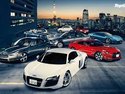 nissan gtr top gear cars top gear jaguar ferrari fiat 500 nissan skyline audi r8 rolls