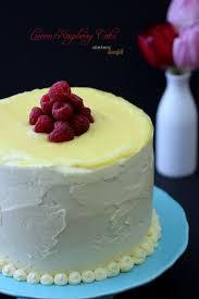 raspberry and lemon cake recipe raspberry cake filling