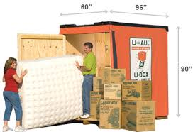 Uhaul Estimated Cost by U Haul U Box Moving And Storage Containers In Toronto On At U