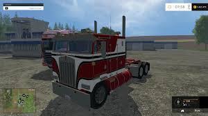 kenworth k100 kenworth k100 truck v 2 0 farming simulator 2015 15 mod