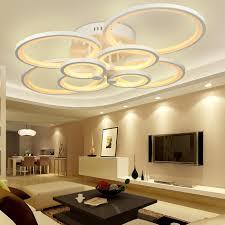 living room ceiling lights modern online shop ecolight novelty living room bedroom led ceiling